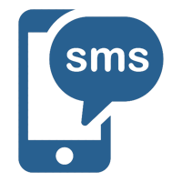 SMS notification system has been activated